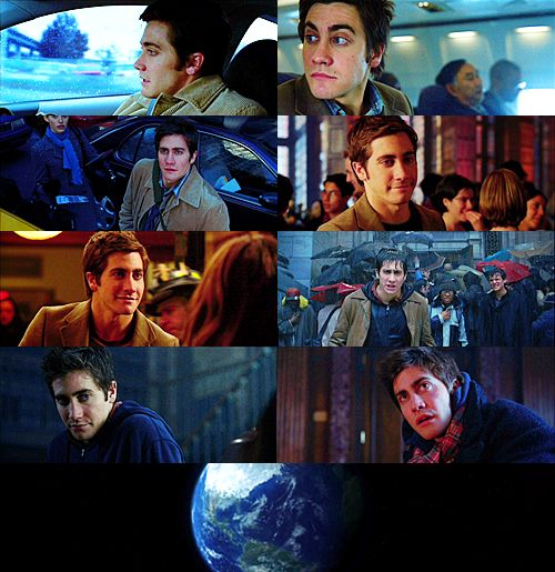 Jake Gyllenhaal. The Day After Tomorrow