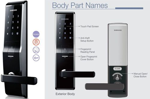 Top 10 Best Fingerprint Door Locks For Ios And Android Reviews In 2020 Fingerprint Door Lock Door Locks Smart Door Locks