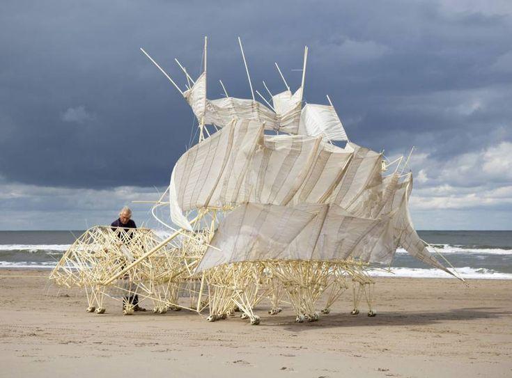 'Theo Jansen: Strandbeest'