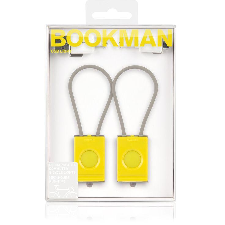 USB Light Yellow