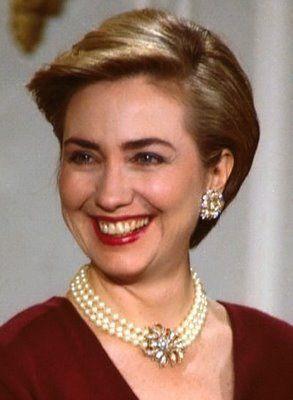 Hillary Clinton: Beautiful, well educated, hardworking.