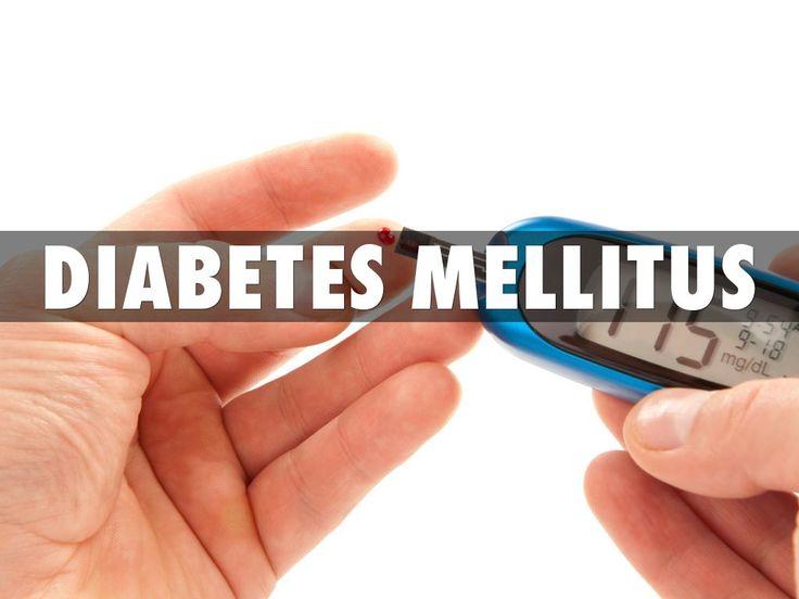 diabetes mellitus cukrovka co to je