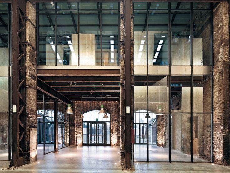 Umnutzung einer Industriehalle in Reggio Emilia – DETAIL inspiration