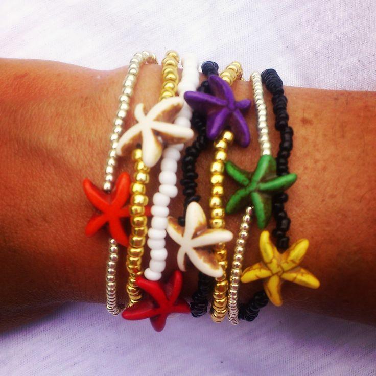bracelet style fashion jewelry bisuteria summer beautiful shuuforyou