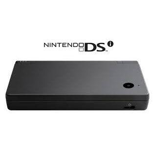 Nintendo DSi Black Handheld System w/ Charger