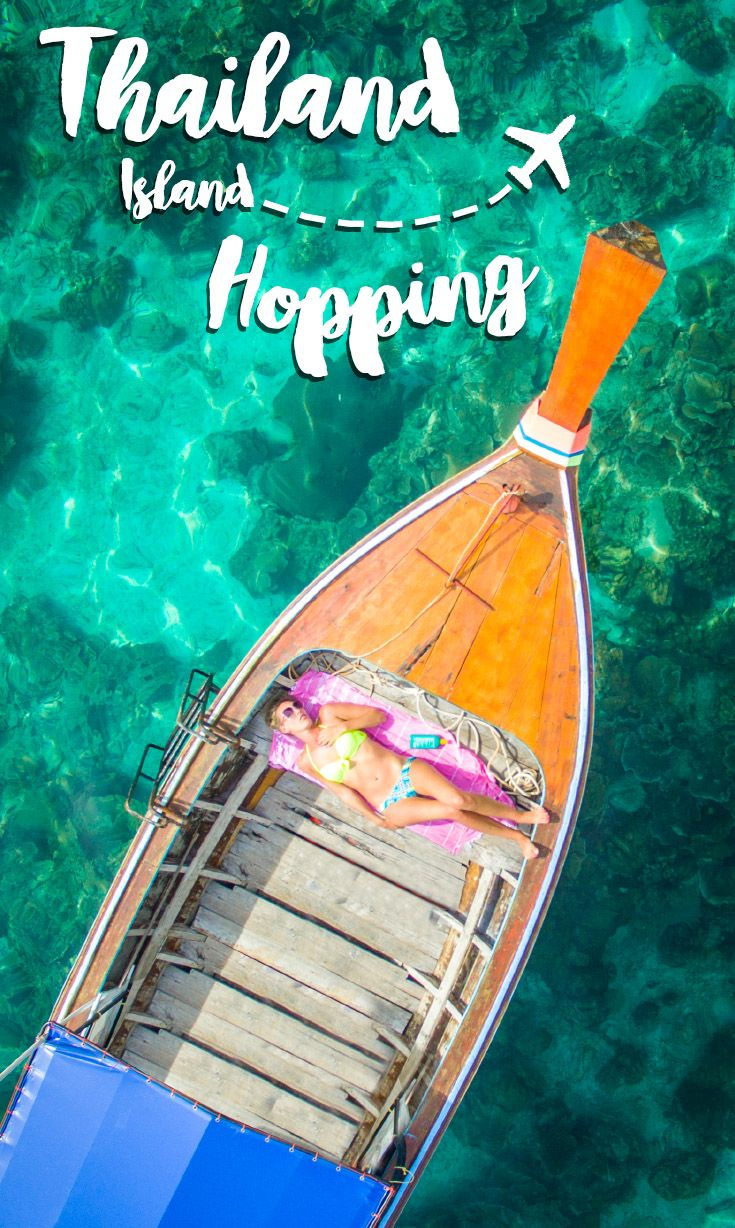 With so many amazing Thai islands to pick from we have organized a Thailand island hopping guide so you can easily plan your own island trip via @gettingstamped
