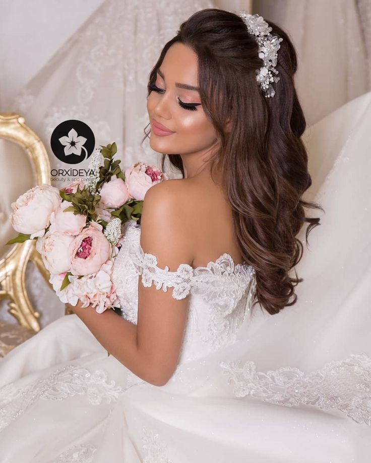 Hair Stylr In 2021 Long Hair Wedding Styles Wedding Hair Inspiration Bridal Hair