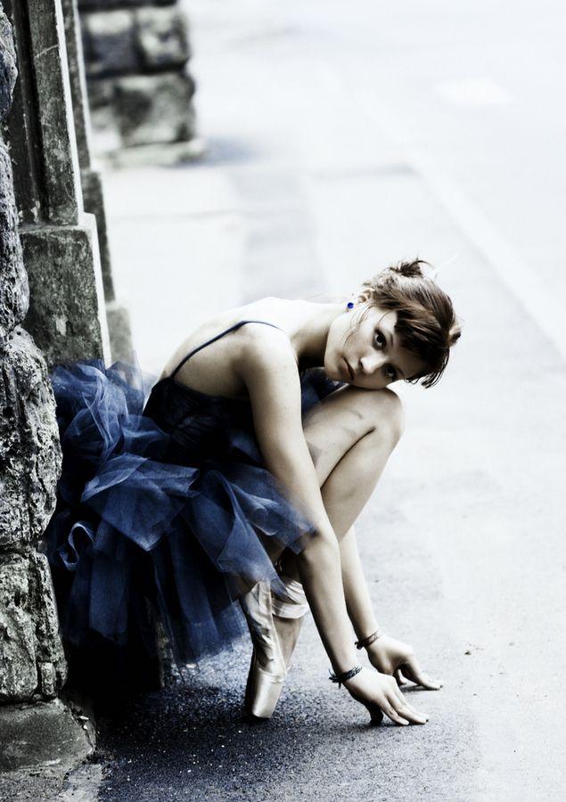 street ballet by Sandra Jascherica