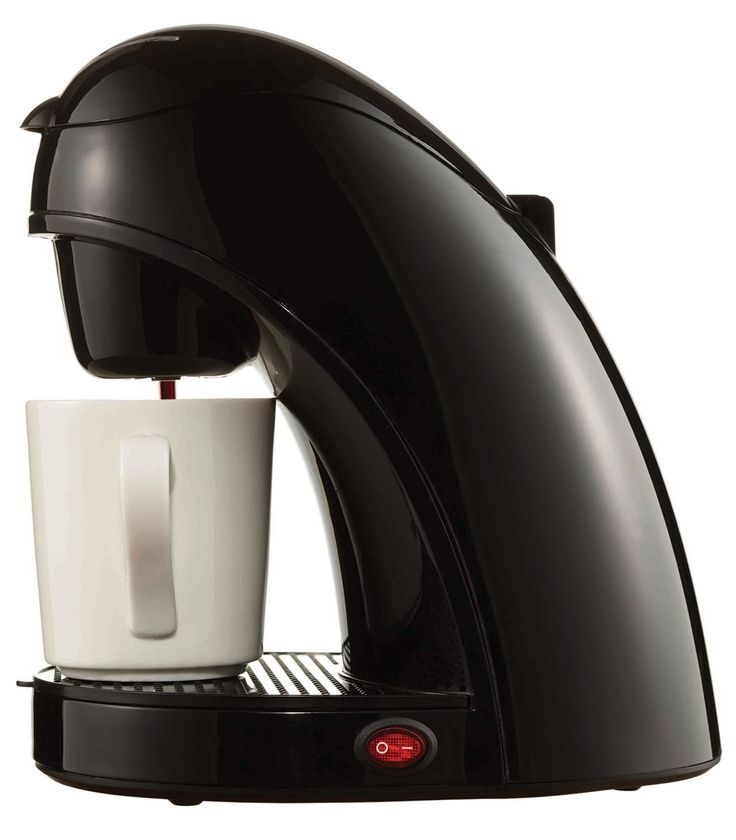 Brentwood TS-112B 1-Cup Coffee Maker ** Quickly view this special product, click the image : Coffee Maker