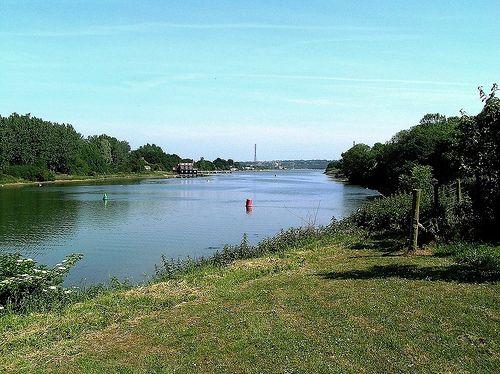Medina Estuary - Newport - Isle of Wight