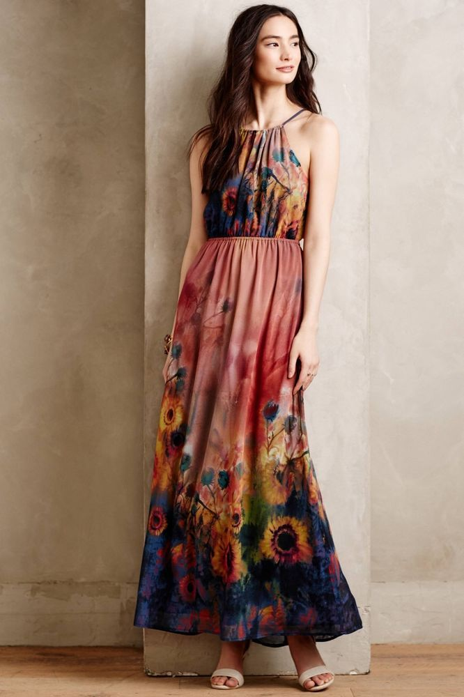 Anthropologie dresses summer 2018 disney