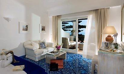 Hotel La Minerva Capri - Camere Deluxe