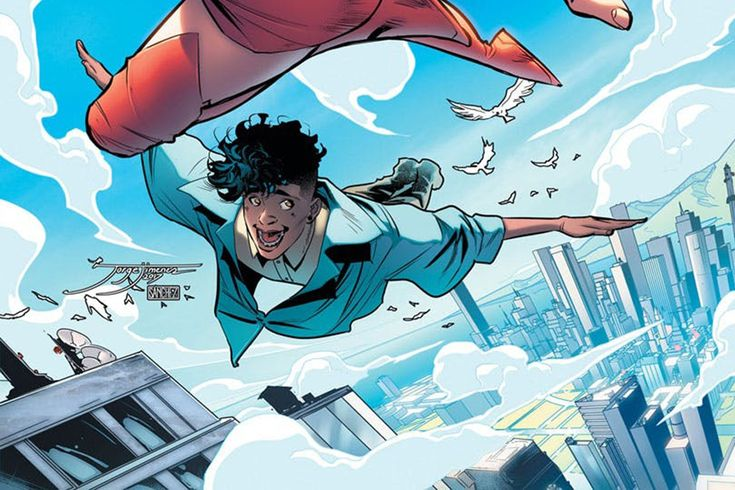New Non-Binary Character to Be Featured in Supergirl Comic | Transgender Universe
