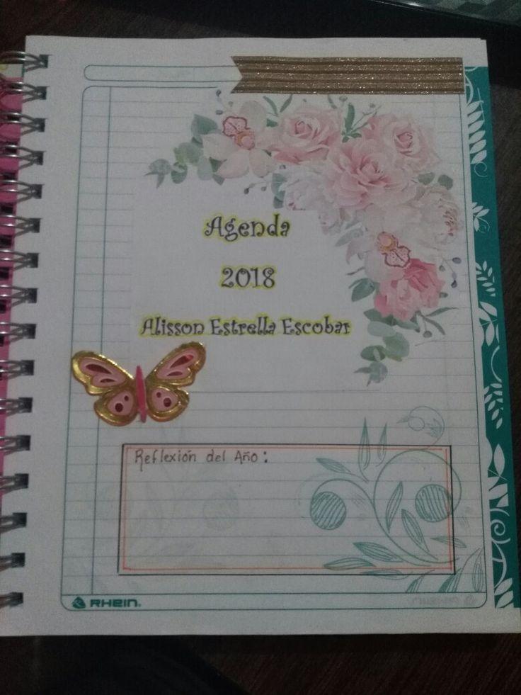 Mi agenda personal.