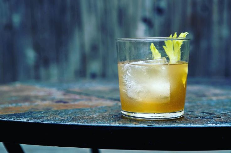 The Witching Hour -  Sotol, tamarind liqueur, blanc vermouth, lemon, orgeat & celery bitters.