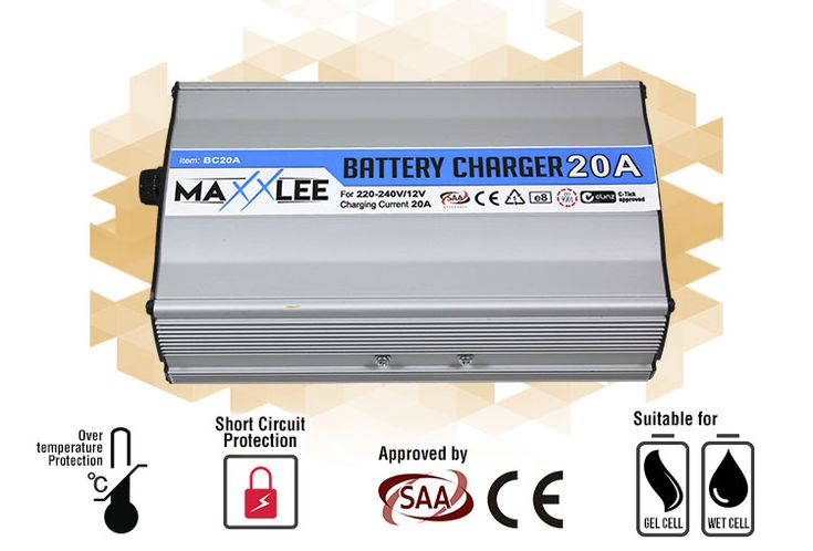 20A Car Battery Charger is a Must Have
