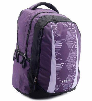 Lavie Prime 3 Laptop Backpack - Purple
