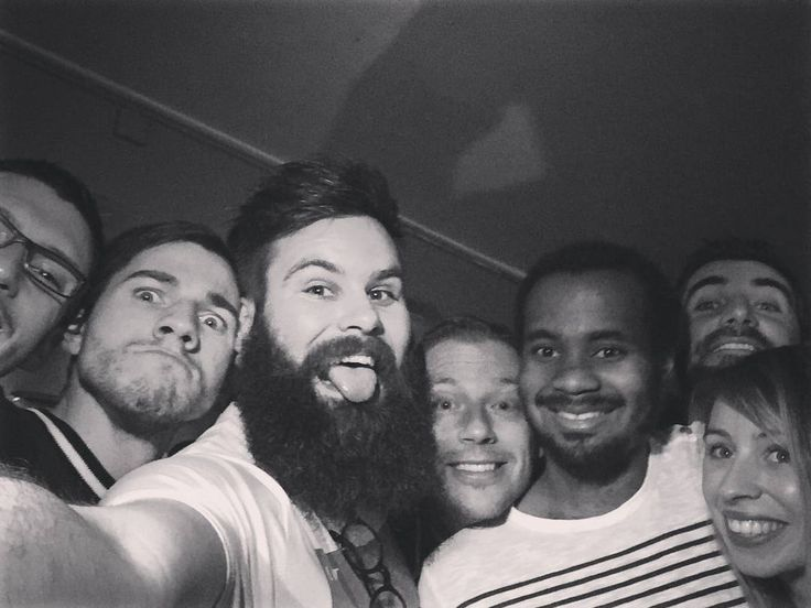 """Tbt ! Last party at the snapper bar with our crew """"La Meute"""" !!!!  #toulouse #party #soiree #instagram #fun #igers #instagood #tbt #picture #picoftheday #selfie #crew #snapper #snapperrocks #bar #pub  #fit #friends  #sport #cardio #crossfit #motivation #lameute #mood #fitspo #tbc #run #fitfam #workout #tbt #throwbackthursday by larnocoeur"""