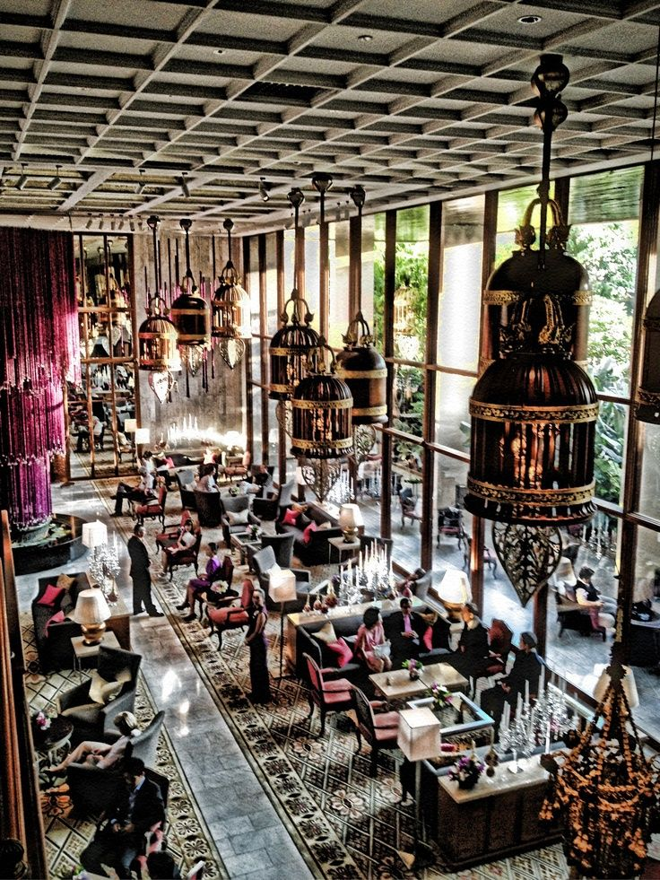 Mandarin Oriental, Bangkok-> 50 Of The Best Hotels in the World (Part 5)