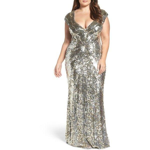 Sequin Dresses Plus Size Women – fashion dresses
