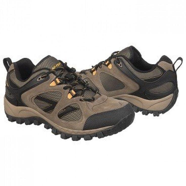 Леки и здрави ниски мъжки обувки Hi-Tec Globetrotter WP с водоустойчива дишаща мембрана