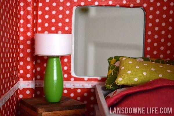 DIY Dollhouse Bedroom Furniture Part 5 Of 6