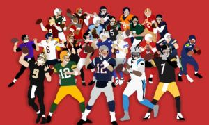 FF-Winners.coms  Opening Week 2017-8 Quarterback Power Rankings