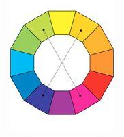 MORE ТВОРЧЕСТВА: Теория цвета: закрепим и усложним