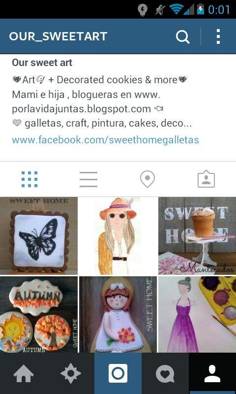 Instagram: our_sweetart  #instagram #scrap #decoratedcookies #decoration #love #painting