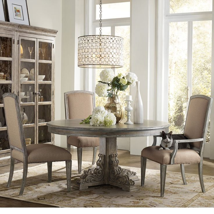 Top 25 Best Pedestal Dining Table Ideas On Pinterest