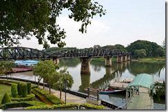 Au pont de la rivière Kwai