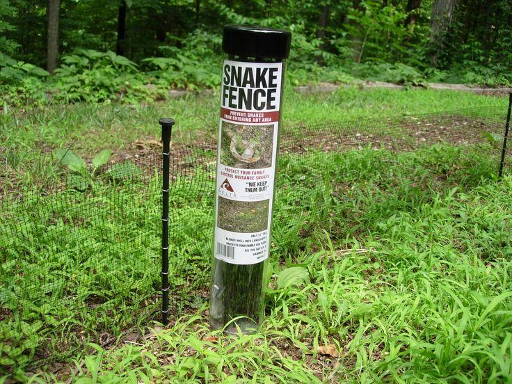 Snake Fence Barrier Snake repellant, Fence, Snake