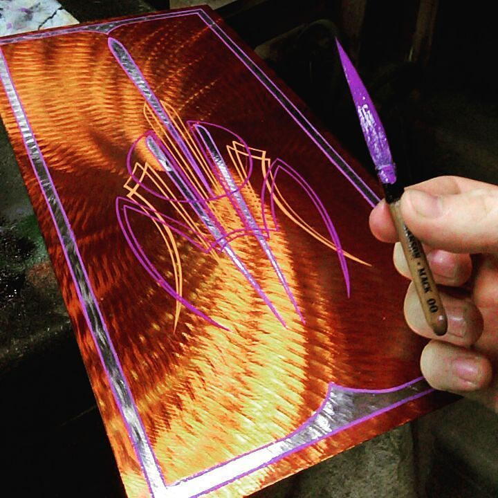 Pinstriping Designs - yy.price