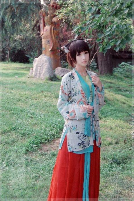 hanfu song china