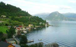 Hardangerfjord, Norvégia legmélyebb fjordja