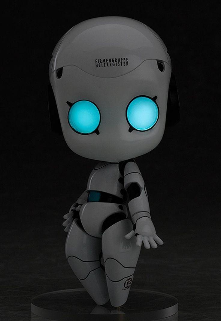 Yeah! Japanese Robots! // otamemo: ねんどろいど ドロッセルお嬢様チャーミング版: おためも!