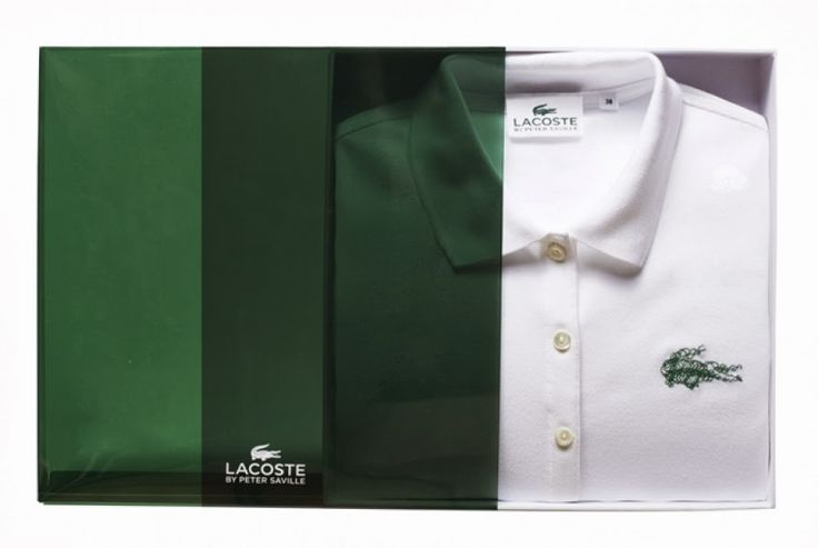 DOBLEPOST: Lacoste by Peter Saville - Holiday Collector Nº 8 (Limited Edition)