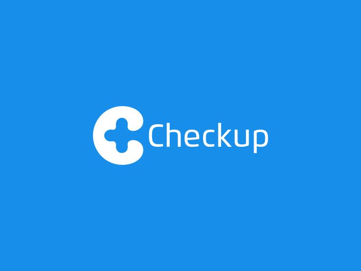 Checkup - Medical App Logo by Aditya Chhatrala