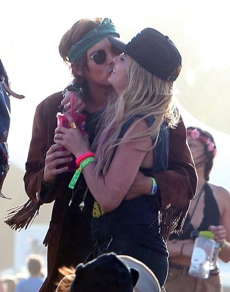 Ashley Benson and Tyler Blackburn. Didn't know they were dating in real life. Cute!