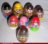 Weebles wobble...but they don't fall down