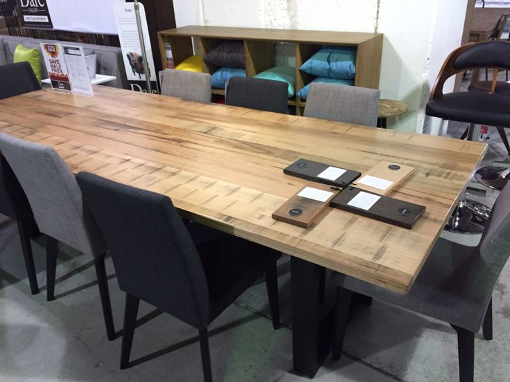 Olinda dining table. We bought this!
