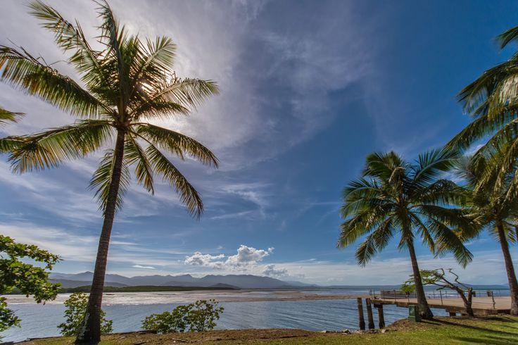 What could be more perfect than this view? www.thenewport.com.au for Port Douglas Hotel accommodation. #portdouglas #exploretnq #thisismyparadise