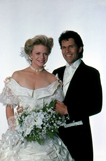 EDEN AND CRUZ WEDDING SANTA BARBARA SOAP 80'S