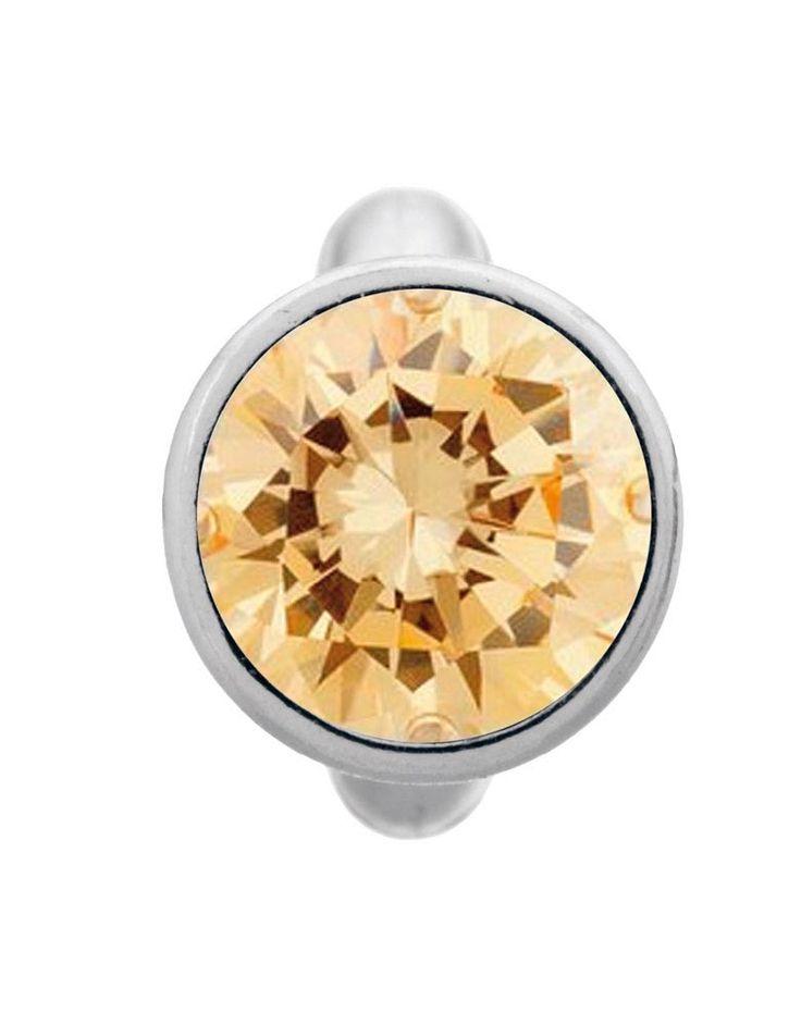 Endless bedel zilver champagne 41158-3  Endless bedel rond champagne 41158-03. Een Endless jewelry zilveren bedel met een facet geslepen champagnekleurige steen. Goed te combineren met de rosé- en goudkleurige bedels van Endless jewelry. Endless Jewelry is het merk voor hoogwaardige leren armbanden en echte zilveren bedels. De bedels zijn in drie kleuren verkrijgbaar zilver goudkleur en rosekleur. De leren armbanden zijn verkrijgbaar in 12 kleuren en in enkel dubbel of driedubbele versie…