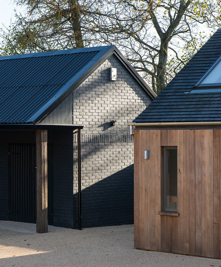 Black Barn Garage : Best black barn ideas on pinterest