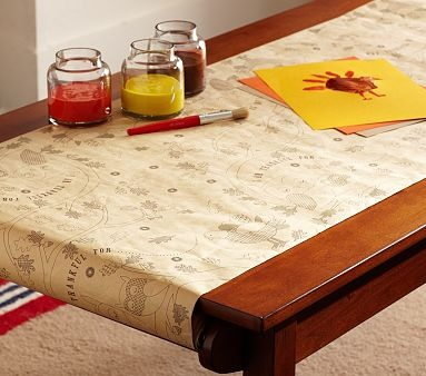 1000 Images About Paper Table Runners On Pinterest