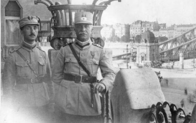 Romanian commanders WWI