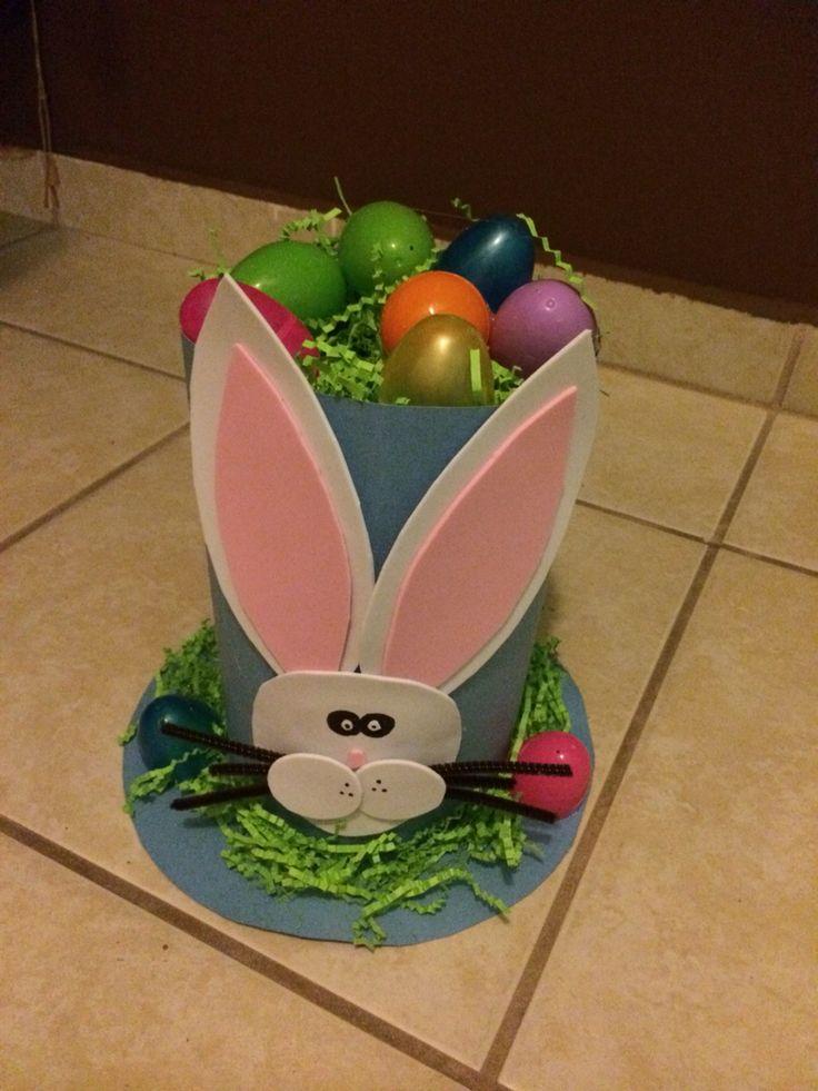 Sombrero de Pascuas! #easter #hat