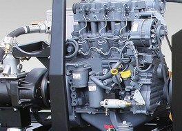 Дизельный двигатель компании «DEUTZ» (Германия)