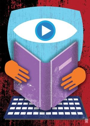 Seven top trailers to hook kids on books - from the Digital Shift web magazine. See some of the top video trailers.